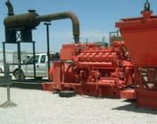 Item# P6130 - Waukesha L5108GL Natural Gas 4000KW 60Hz, 4160V Reciprocating Power Plant