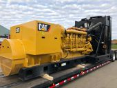 Caterpillar 3516E - 2750kW Tier 2 Diesel Generator Set
