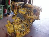 Item# E4260 - Caterpillar 3412C Marine 1350HP, 2300RPM Diesel Engine