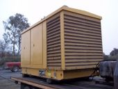 Caterpillar 3412 - 500 Kw Diesel Generator