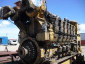 Caterpillar 3612 - 3300 Kw Diesel Generator
