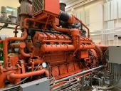 Waukesha P9390GL - 1400kW Natural Gas Generator Set
