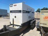 Multiquip DCA220SSVU - 200KW Rental Grade Diesel Power Module