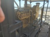 Caterpillar G3412 - 360KW Natural Gas Generator Sets (2 Available)