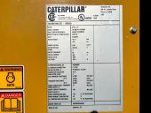 Caterpillar D150 - 150kW Tier 3 Diesel Generator Set