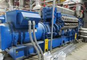 Wartsila Series 220 Powered 15MW Gas Power Plant