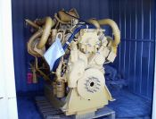 Item# E4248 - Caterpillar 3412 Industrial 1070HP, 1800RPM Diesel Engine