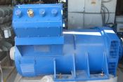 Item# A8102 - Newage 1500KW, 4160V Generator End (2 Available)