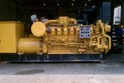 Caterpillar G3516LE - 1000 Kw Natural Gas Generator