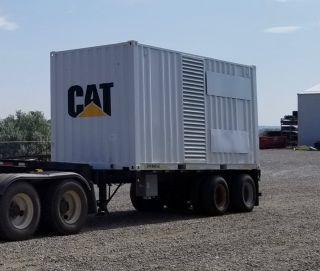 Caterpillar C27 - 800KW Tier 2 Power Module