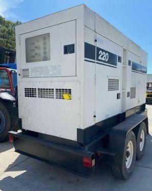 Multiquip DCA220SSVU - 200KW Tier 3 Rental Grade Power Module