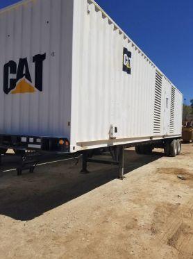 Caterpillar C27 - 700KW Tier 2 Diesel Power Module