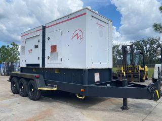 Magnum MMG425 - 350KW Tier 2 Rental Grade Diesel Power Module