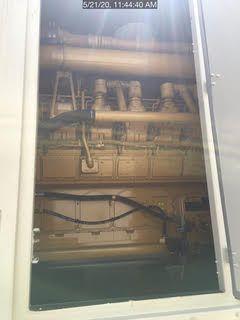 Caterpillar XQ2000 - 2000KW Diesel Power Module
