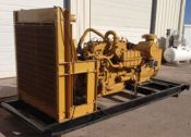 Caterpillar G3406TALE - 200 Kw Natural Gas Generator