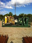 Item# E4231 - Sullair Two Stage Caterpillar C16 Industrial 630HP, Diesel Compressor (Several Available)