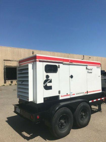 Cummins QSB7 - 150kW Diesel Power Module