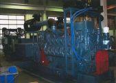 Detroit|Detroit/MTU 12V4000 - 1100 Kw Diesel Generator