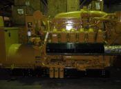 Caterpillar G3512 SITA- 725KW Natural Gas Generator Set