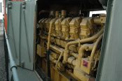 Caterpillar G3516 - 1000 Kw Natural Gas Generator
