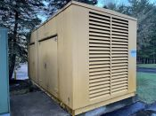 Caterpillar 3412 - 800KW Diesel Generator Set