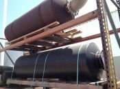 Item# A8110 - Large Surplus Muffler (2 Available)