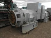 Item# A8138 - MTU 2500KW, 4160V Generator Ends (3 Available)