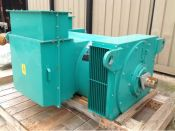 Item# A8165 - AvK 1500KW, 600V Generator Ends (2 Available)