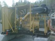 item# E4235 - Caterpillar C27 Industrial 1150HP, 1800RPM Diesel Engine