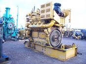 Item# E4237 - Caterpillar D379TA Industrial 550HP, 1200RPM Diesel Engine