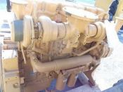 Item# E4269 - Caterpillar C18 Industrial 831HP, 1500RPM Diesel Engine