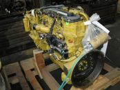 Item# E4272 - Caterpillar C7 210HP, 1800RPM On-Highway Diesel Engine