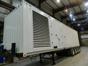 Caterpillar 3516 - 1500 Kw Diesel Generator