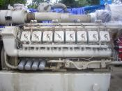 Other TBG620 - 1358 Kw Natural Gas Generator