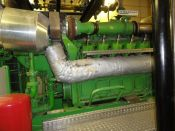 Jenbacher J612GSE - 1170 Kw Natural Gas Generator