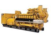 Caterpillar G3516H - 2027KW Natural Gas Generator