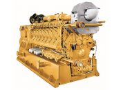 Brand New Caterpillar CG170-16 - 1500kW Natural Gas Generator Sets (2 available)
