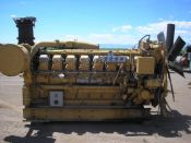 Item# E4221 - Caterpillar 3516 Industrial 2100HP, 1800RPM Diesel Engine