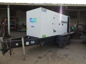 Doosan G240 - 200KW Rental Grade Power Module