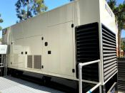 Caterpillar C27 - 800KW Tier 2 Diesel Generator Set