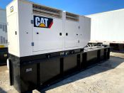Caterpillar D150 - 150KW Tier 3 Diesel Generator Set