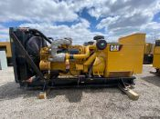 Caterpillar C27 - 800kW Tier 2 Diesel Generator Sets