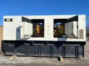 Caterpillar C15 - 350KW Tier 3 Diesel Generator Set