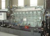 Mitsubishi S16R-PTA - 1360 Kw Diesel Generator